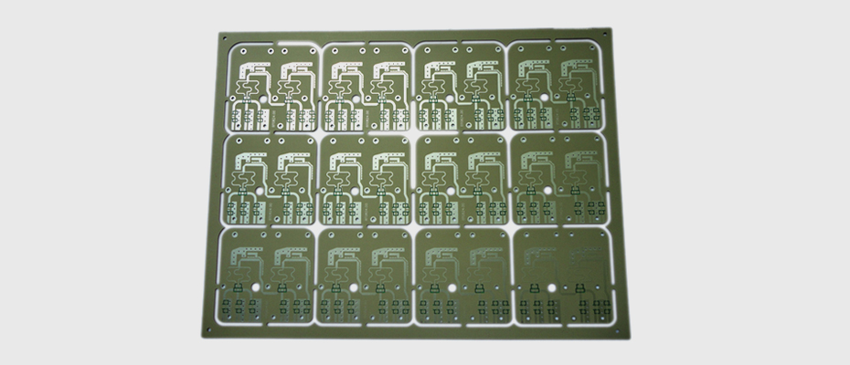 镀锡通讯PCB板