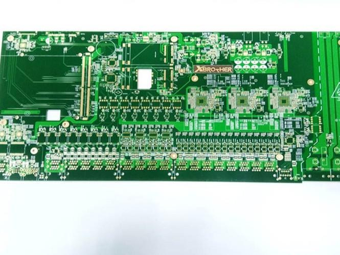 华为程控交换机通讯电路板