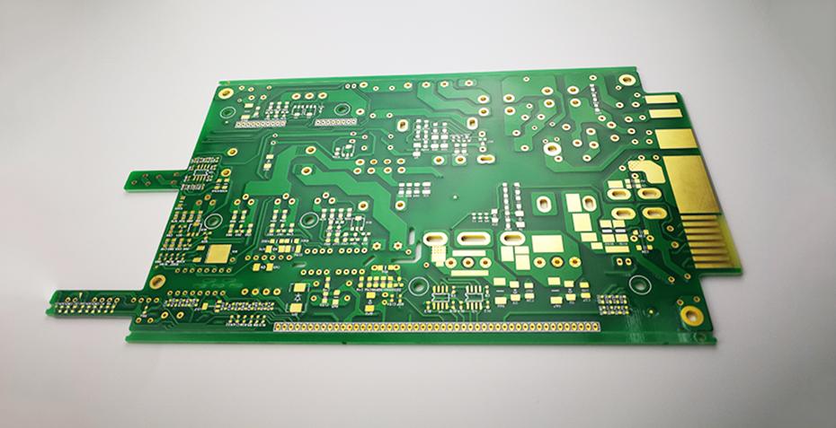 FR4汽车沉金PCB