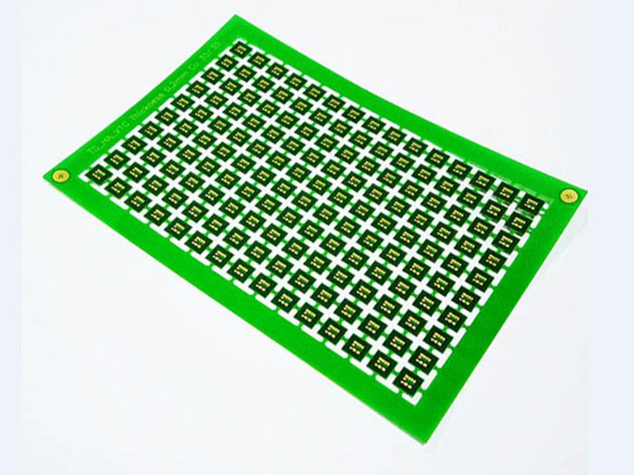 0.2mm绿油PCB超薄板