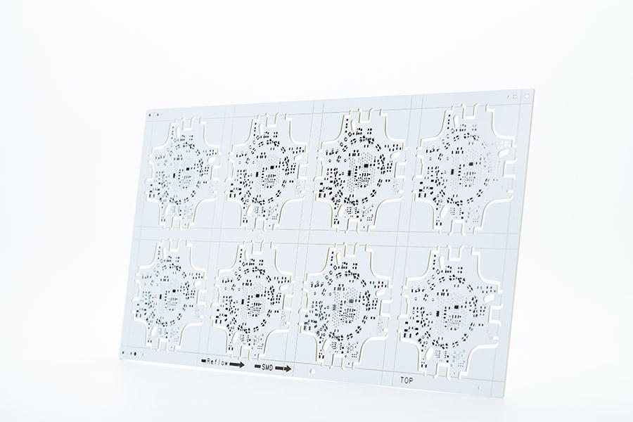 白油板PCB (2)