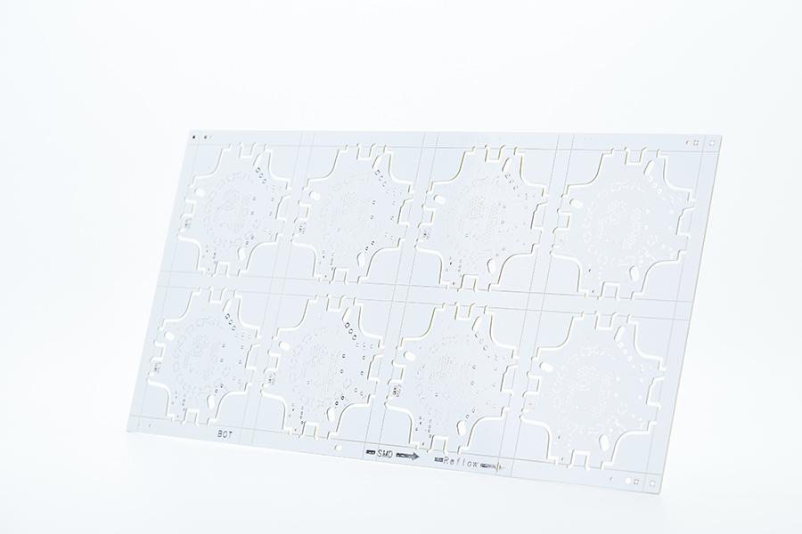 白油板PCB (3)