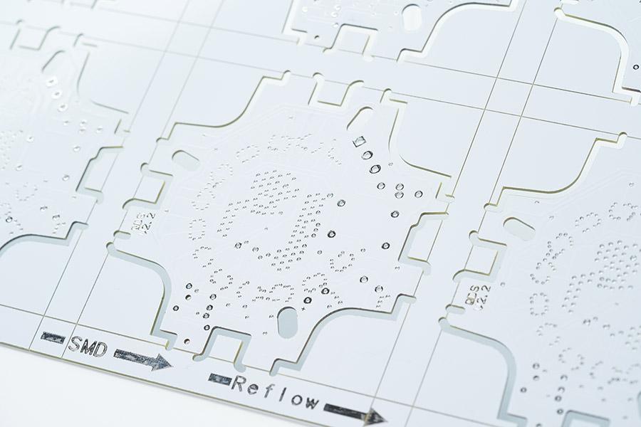 白油板PCB (4)