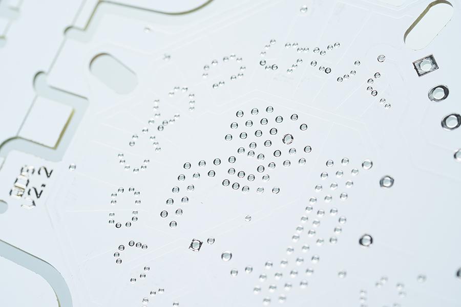 白油板PCB (5)