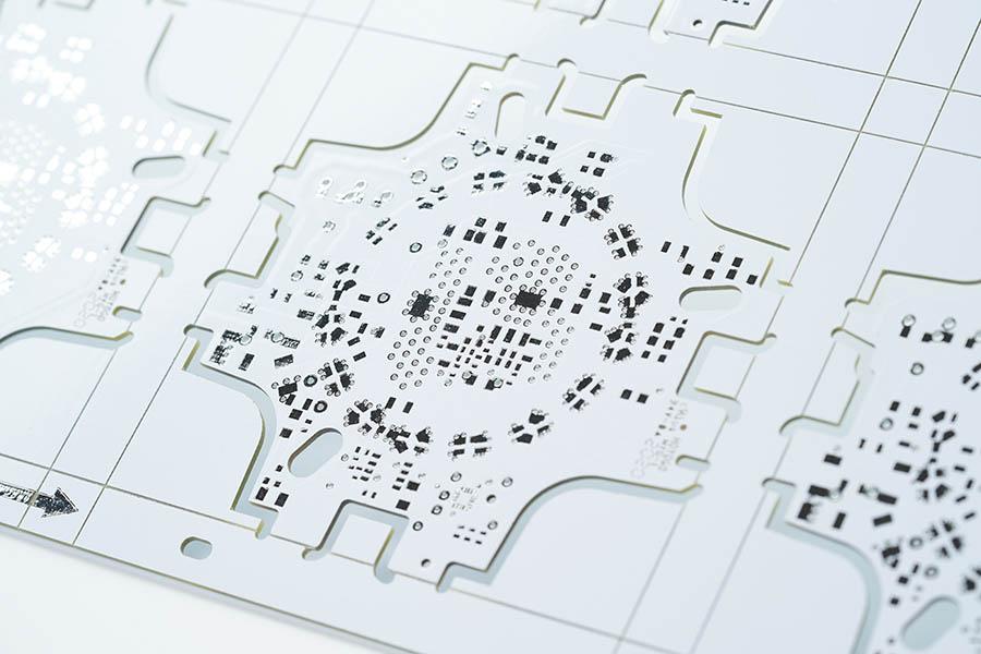 白油板PCB (7)
