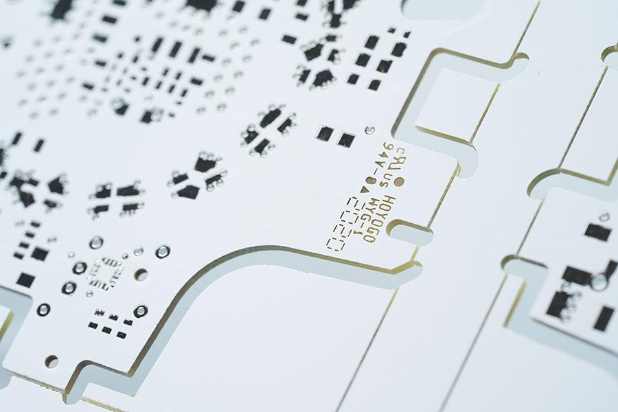 白油板PCB (8)
