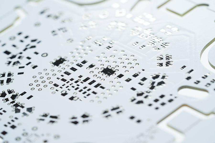 白油板PCB (10)