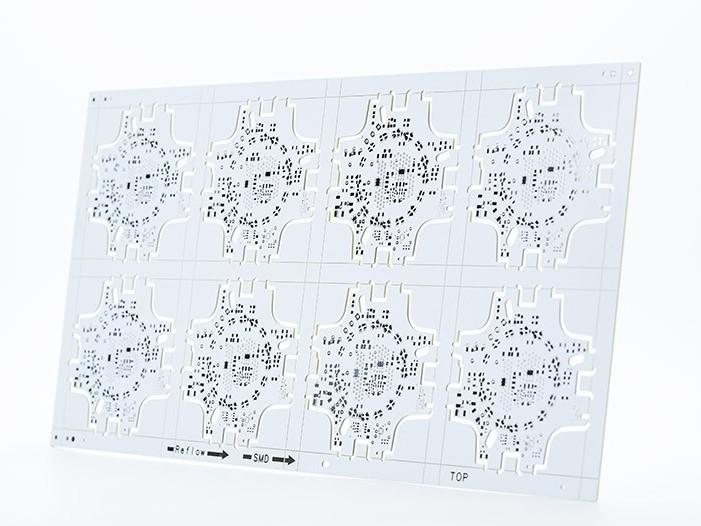 白油板PCB
