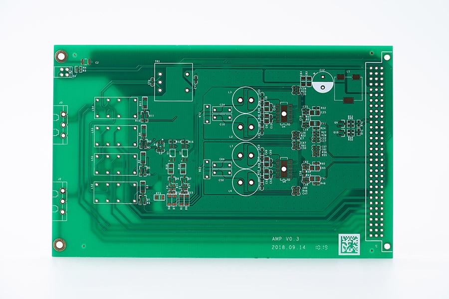 常规四层沉金PCB2