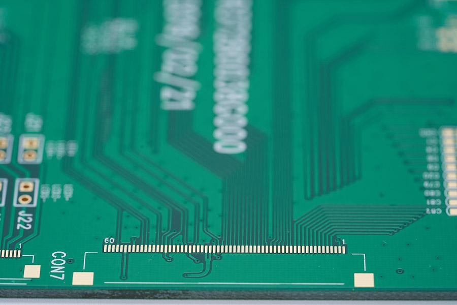 四层金手指PCB10