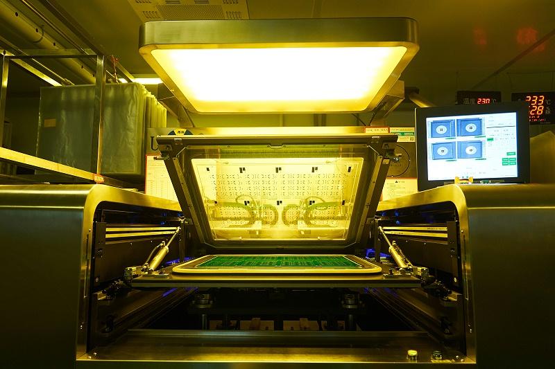 CCD曝光机