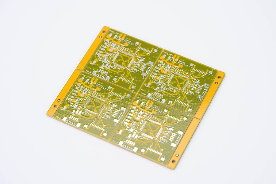 黄油PCB4