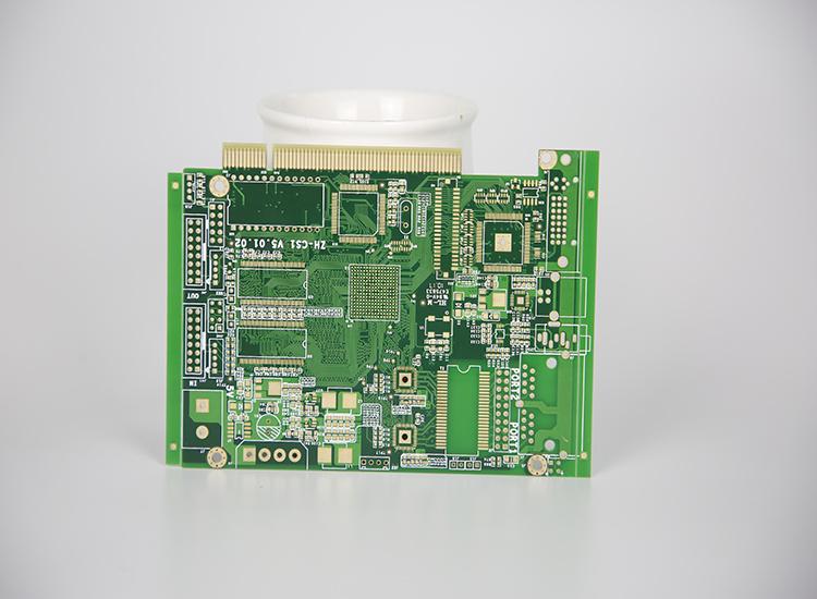 高精密金手指电路板 (2)